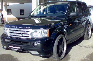 Range Rover Sport mit Extrem-Tuning