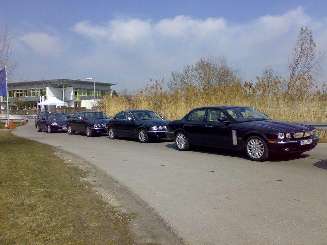 British Driver Day 2007 Augsburg - Bild 1